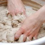 Příprava těsta a pečení