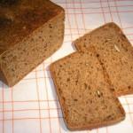 Můj osvědčený recept na domácí chléb