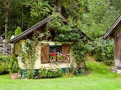 Domek do naší zahrady