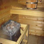Čím zatopit v sauně