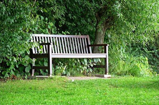 Nové sezení do zahrady