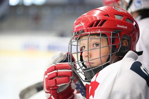 Jaká hokejová výbava?