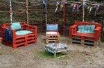 Máte už svou zahradní lavičku?