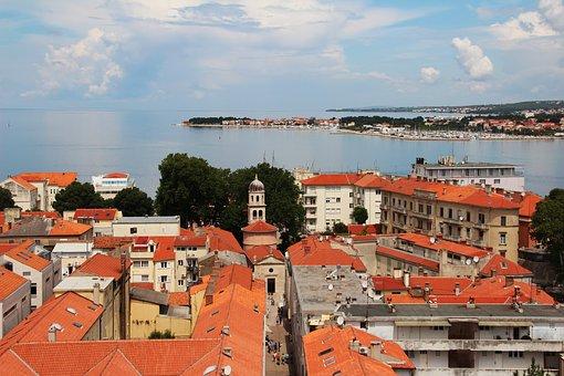 Kvarnerská riviéra, Istrie a Dalmácie jsou nejkrásnější destinace Chorvatska