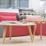 Moderně vybavený domov s cenově dostupným textilem je dosažitelný